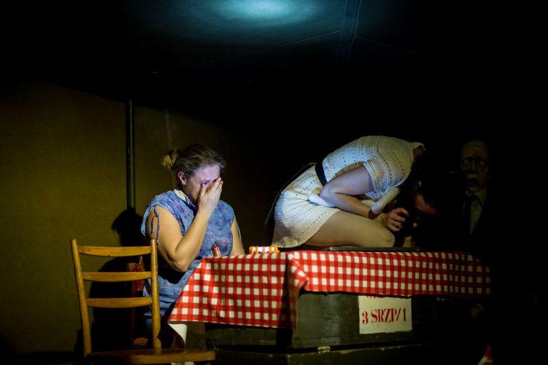 """Teatro Tatro (Nitra, Słowacja): """"Stalker"""""""